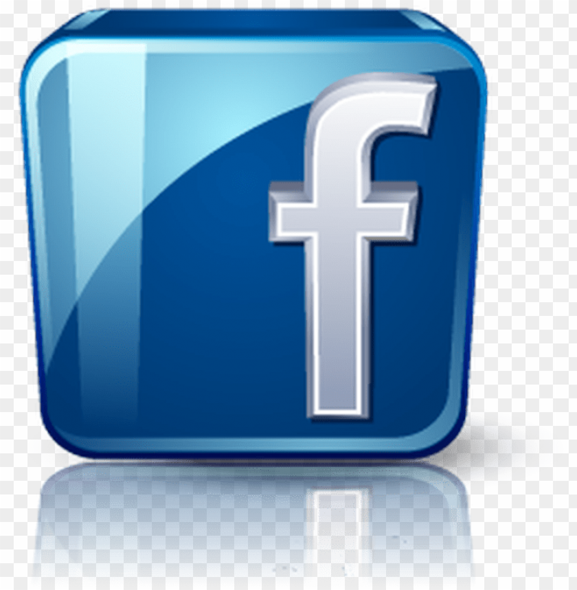 free PNG free png facebook logo png 3d effect png images transparent - logo facebook PNG image with transparent background PNG images transparent