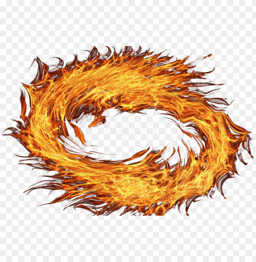 free PNG free png fire png - fire circle flame PNG image with transparent background PNG images transparent