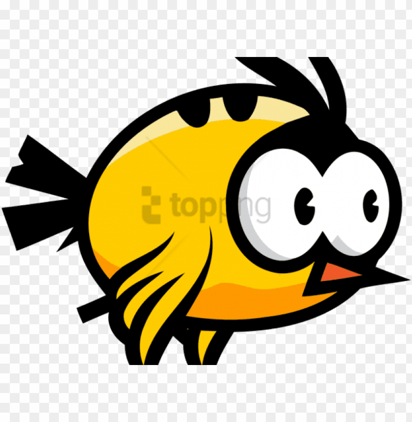 free PNG free png flappy bird fly transparent png image with - flying cartoon bird PNG image with transparent background PNG images transparent