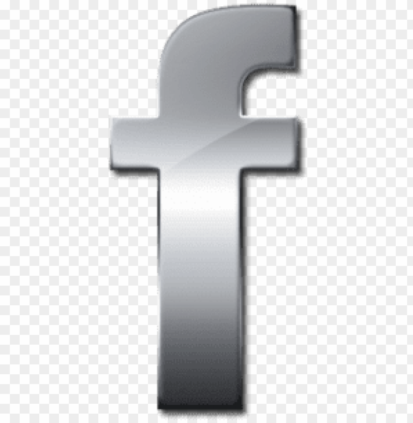 free PNG free png glossy silver icon social media logos facebook - silver social media logos PNG image with transparent background PNG images transparent