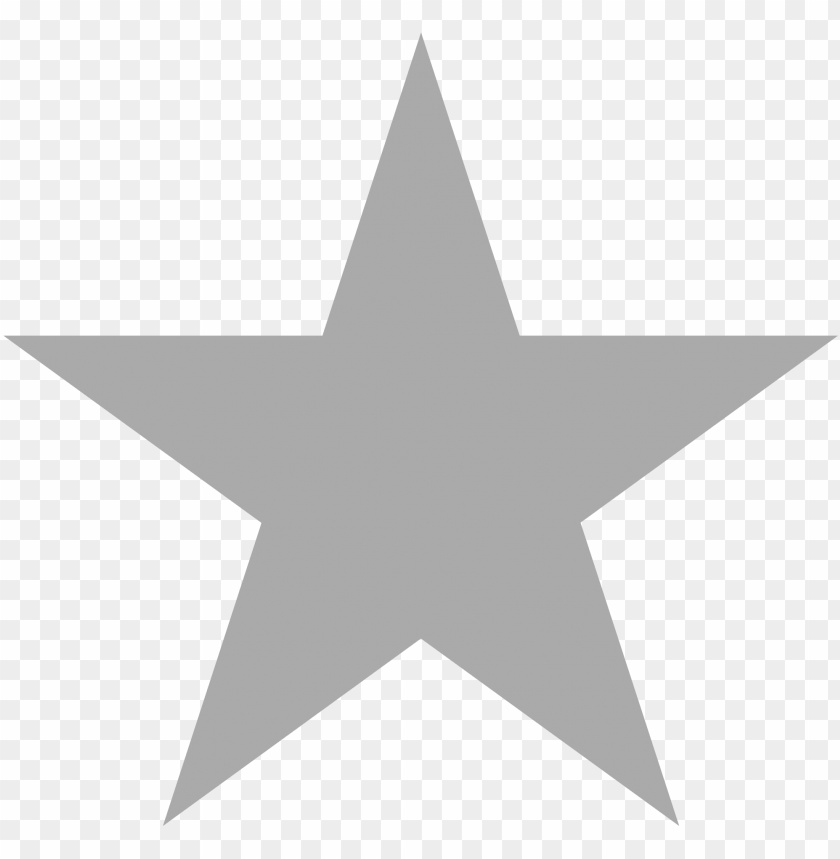 free PNG free png grey star png images transparent - grey star icon PNG image with transparent background PNG images transparent