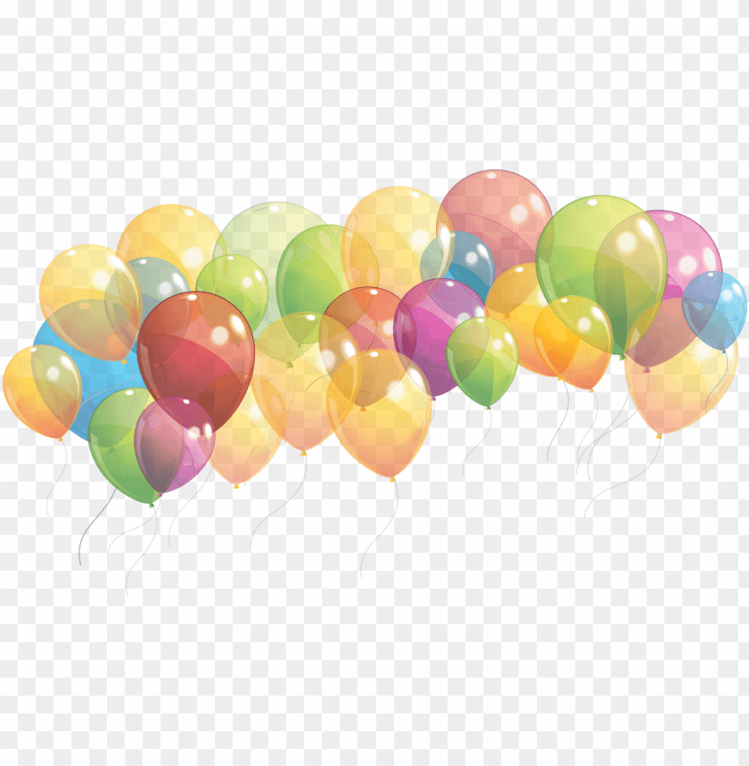 free PNG Download Group Of Balloons Taking png images background PNG images transparent