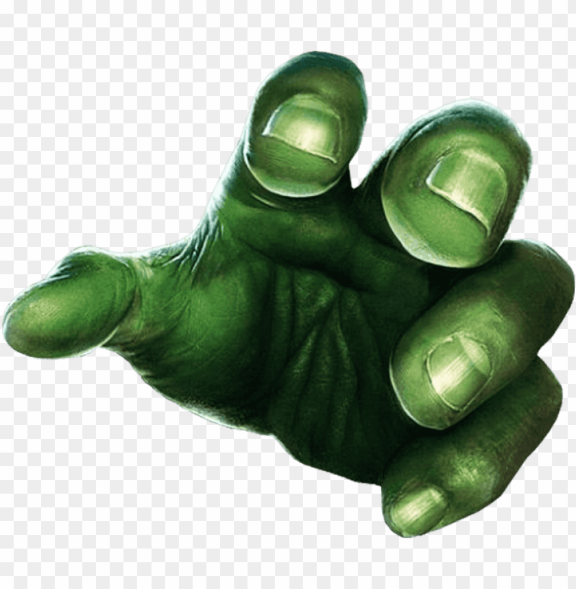 free PNG free png hulk hand png png images transparent - hulk hand PNG image with transparent background PNG images transparent