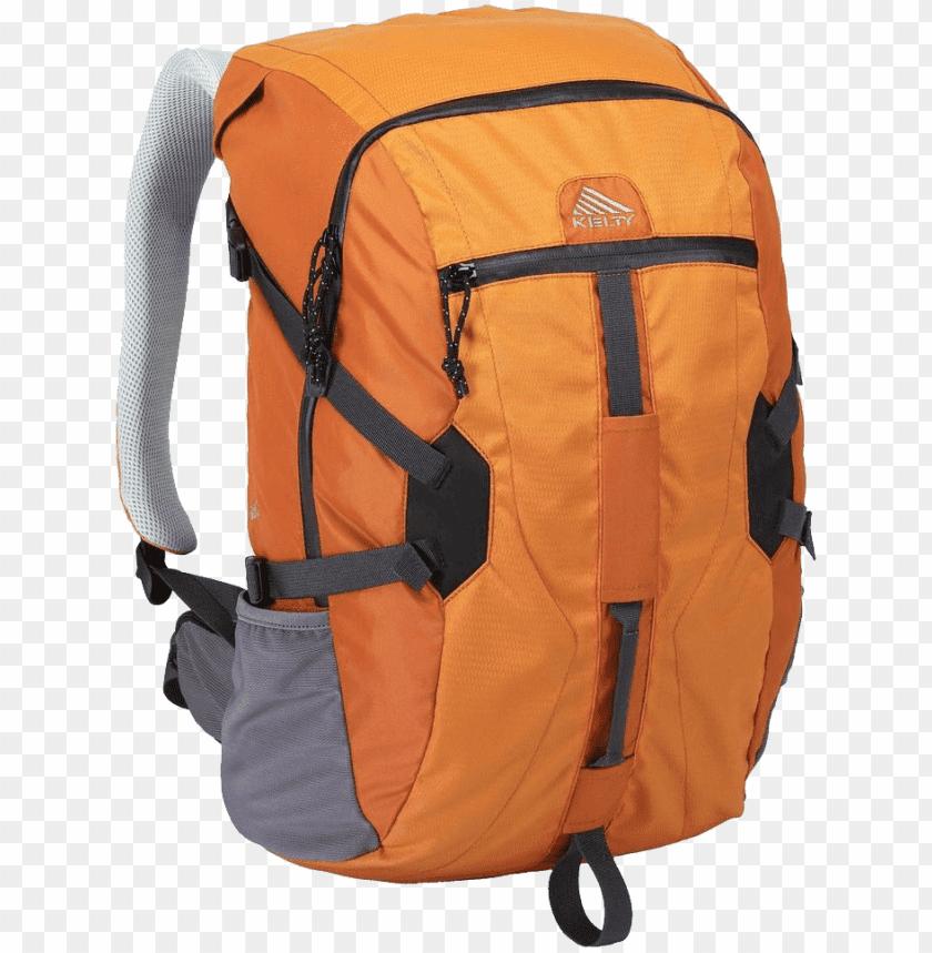 free PNG Download Kelty Orange Backpack png images background PNG images transparent