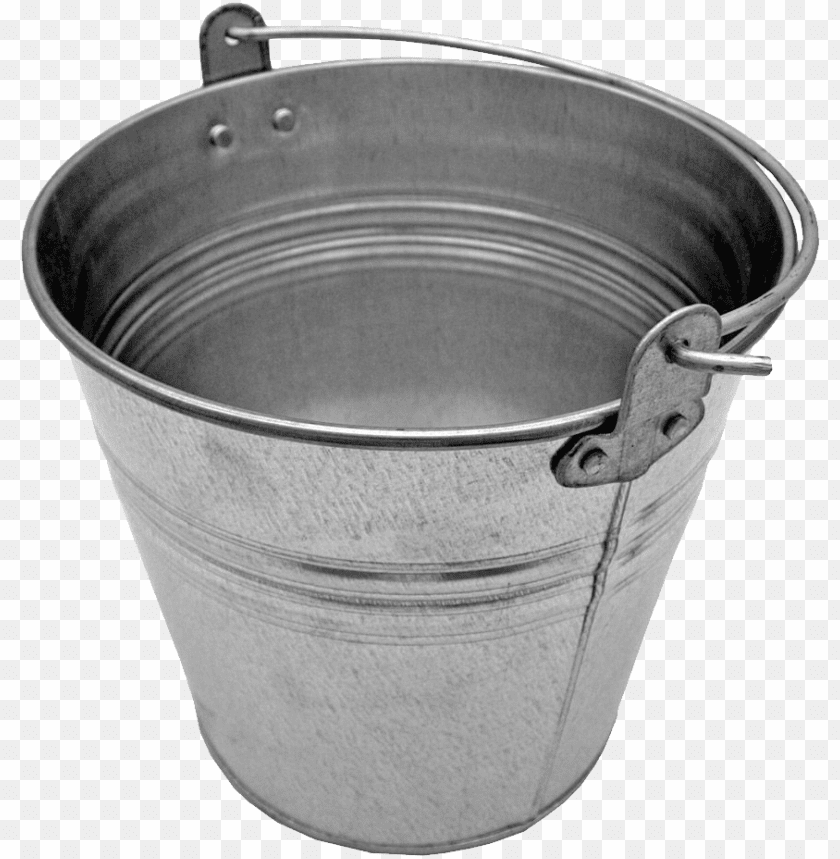 free PNG Download Metal Classic Bucket png images background PNG images transparent