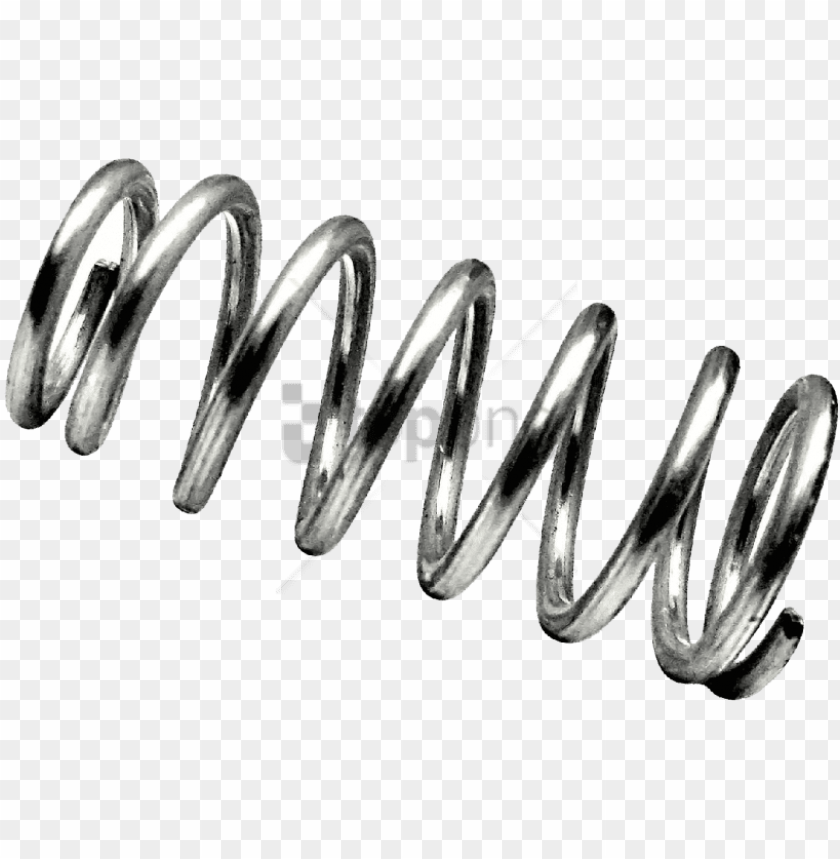 free PNG free png metal spring coil png png image with transparent - metal spring PNG image with transparent background PNG images transparent
