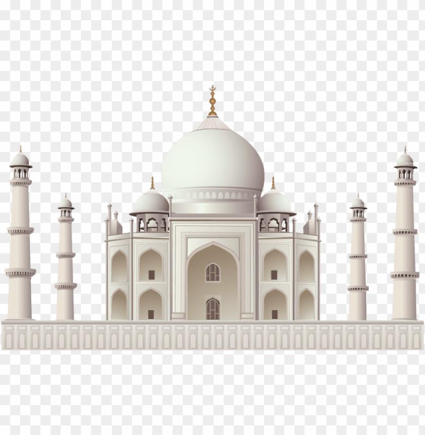 free PNG free png mosque vector png images transparent - taj mahal PNG image with transparent background PNG images transparent