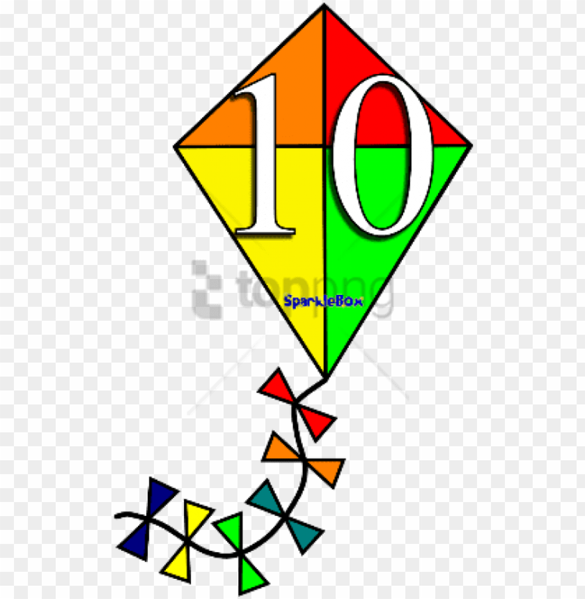 free PNG free png number kites 10s to - number kites PNG image with transparent background PNG images transparent