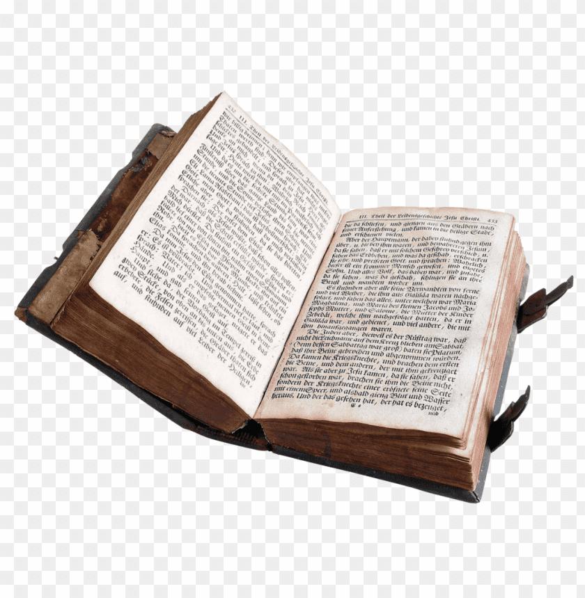 free PNG Download Old German Bible png images background PNG images transparent