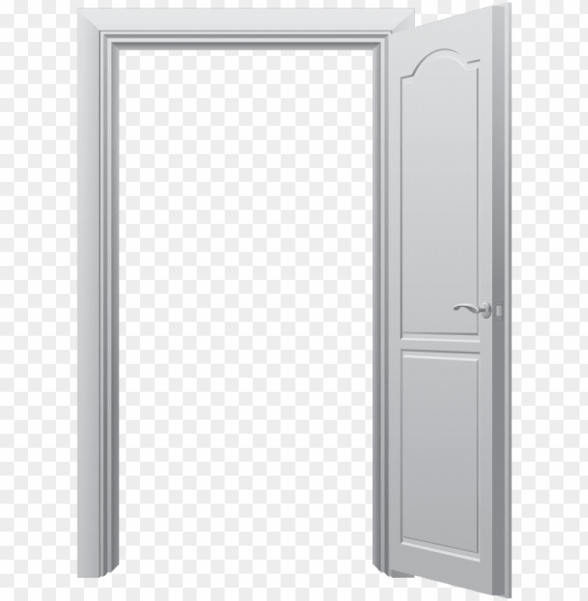 free PNG free png open door png images transparent - white open door PNG image with transparent background PNG images transparent