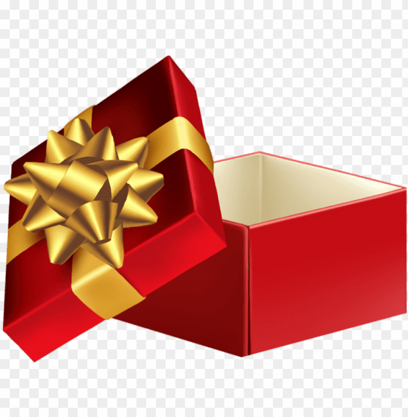 free png open gift box png images transparent - open gift box PNG image with transparent background@toppng.com