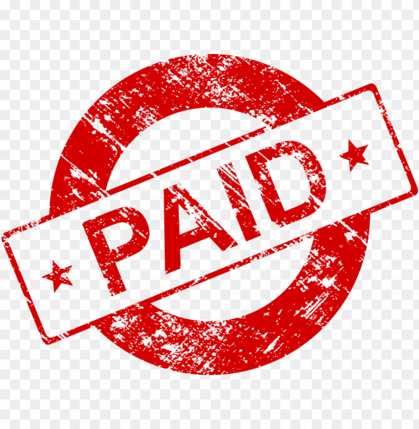 free PNG free png paid stamp png images transparent - paid stamp images PNG image with transparent background PNG images transparent