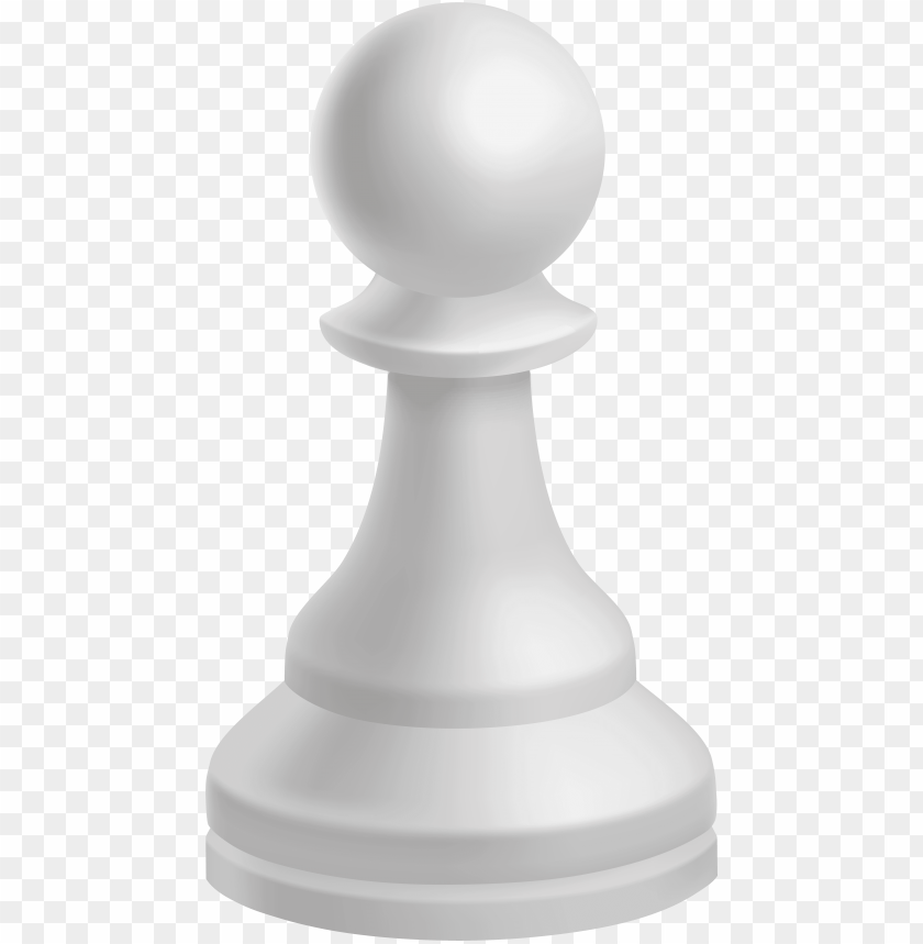 free png pawn white chess piece png images transparent - chess piece pawn PNG image with transparent background@toppng.com
