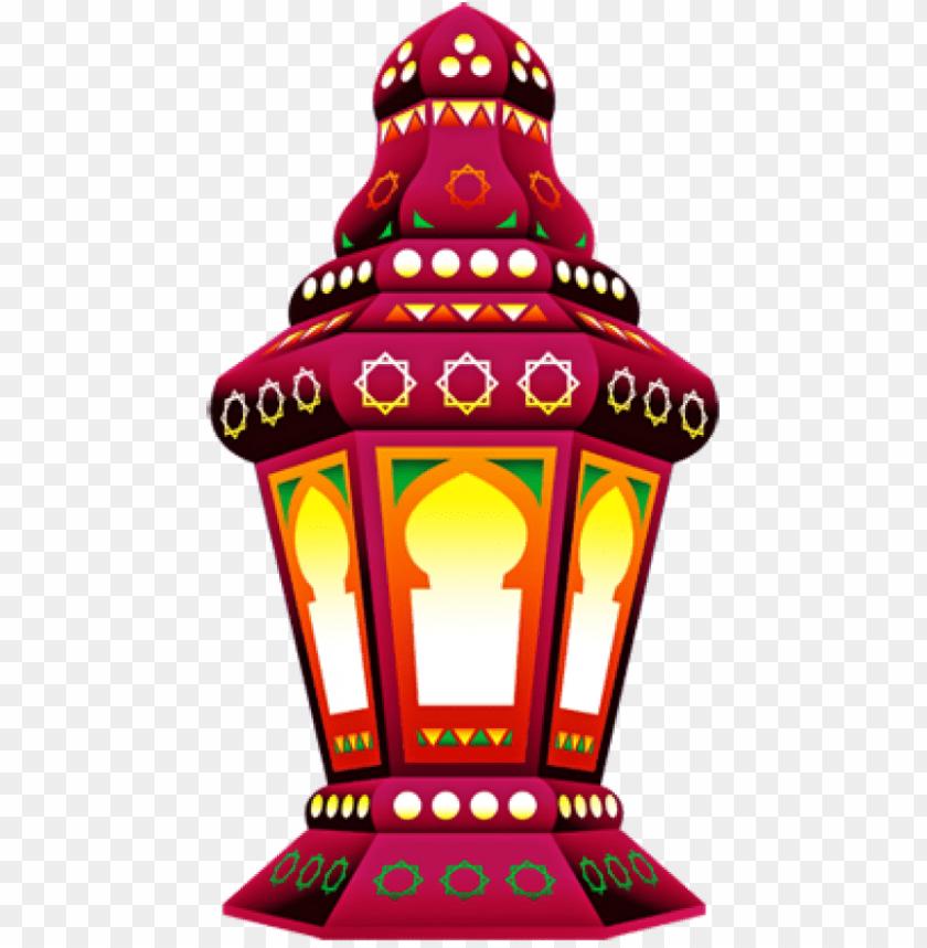 free PNG free png ramadan lamp duo png images transparent - ramadan candles clipart PNG image with transparent background PNG images transparent