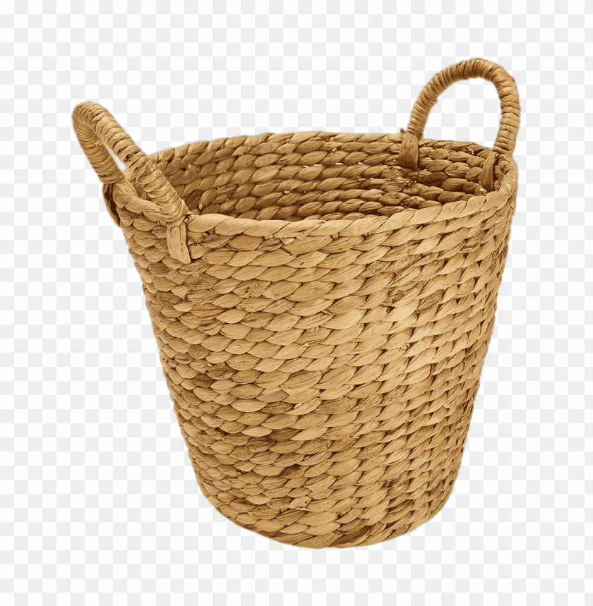 free PNG Download Round Basket With tow Handles png images background PNG images transparent