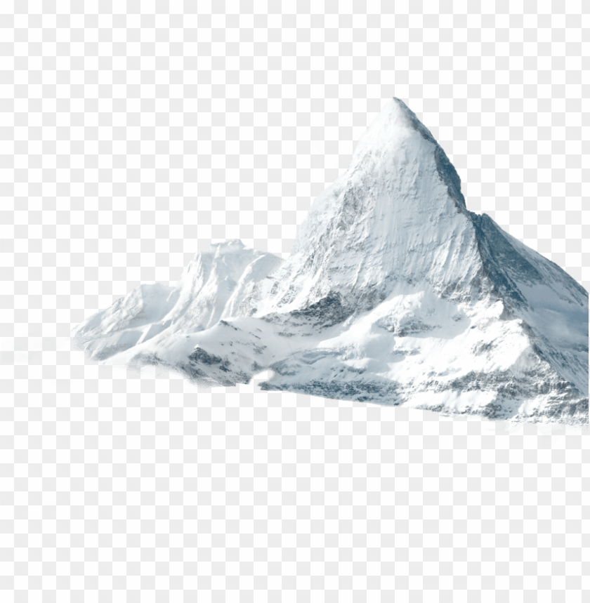 free PNG free png snowy mountain png images transparent - high resolution snow mountai PNG image with transparent background PNG images transparent