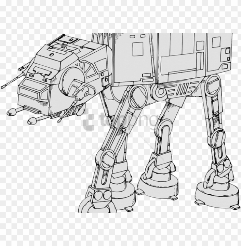free PNG free png st coloring page star wars png image with - star wars PNG image with transparent background PNG images transparent