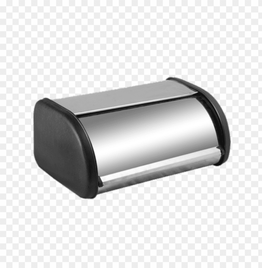 free PNG Download Stainless Steel Bread Box png images background PNG images transparent
