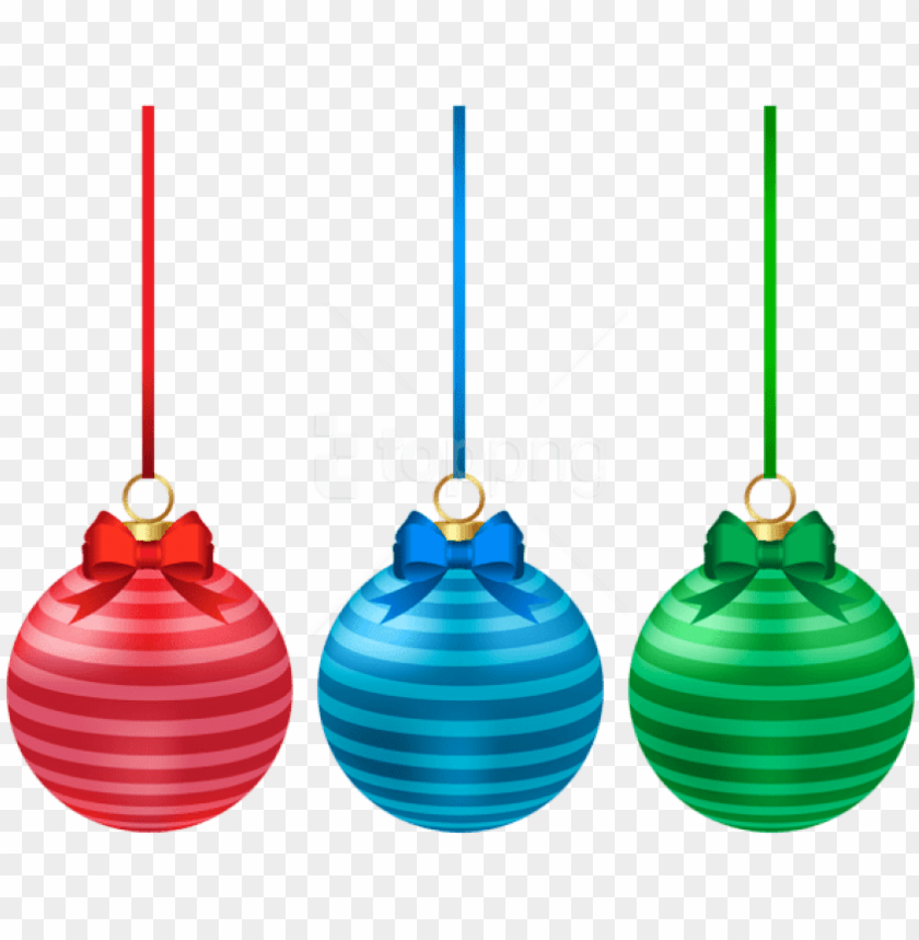 free PNG free png striped christmas ball set png - christmas ornament PNG image with transparent background PNG images transparent