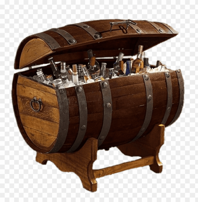 free PNG Download Tequila Barrel Ice Chest png images background PNG images transparent