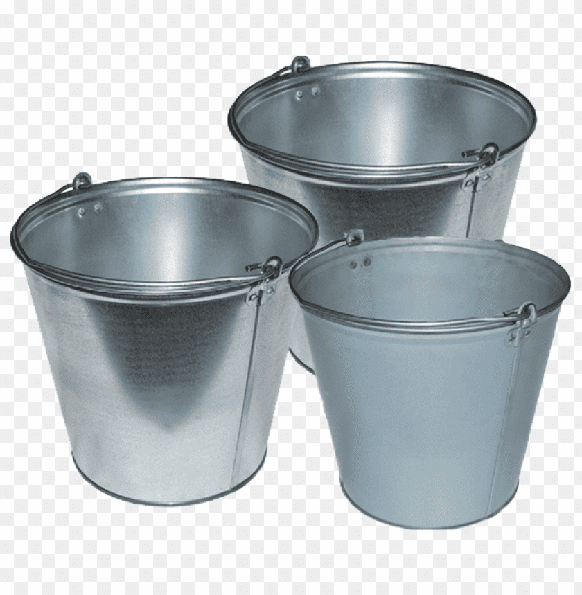 free PNG Download Three Buckets png images background PNG images transparent