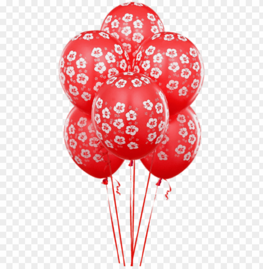free PNG free png transparent red balloons png images transparent - transparent balloons red and white PNG image with transparent background PNG images transparent