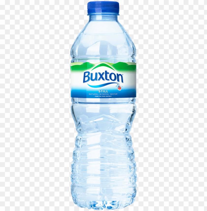 free PNG free png water bottle png images transparent - buxton natural still mineral water 1.5 litre plastic PNG image with transparent background PNG images transparent