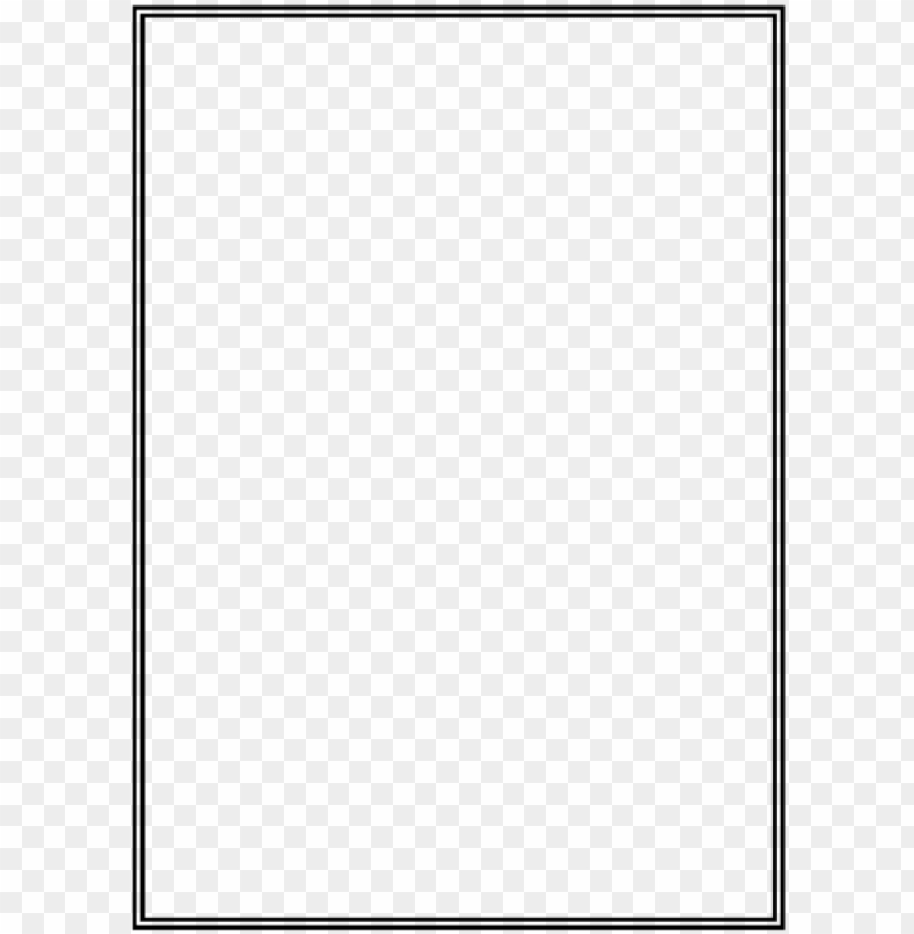 free PNG free png white border frame png images transparent - text box transparent background PNG image with transparent background PNG images transparent