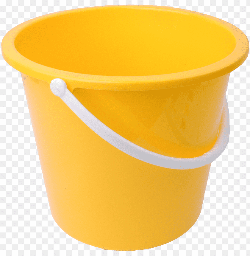 free PNG Download Yellow Bucket png images background PNG images transparent