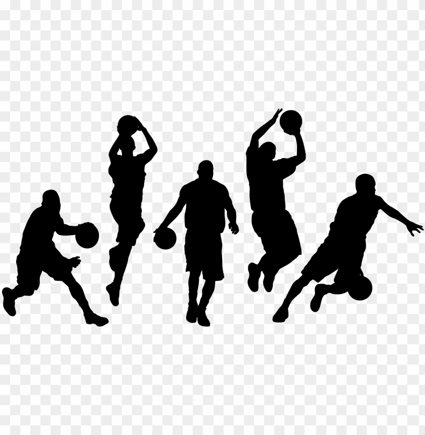 Free Printable Sports Clip Art Basketball Player Clipart Png Image With Transparent Background Toppng