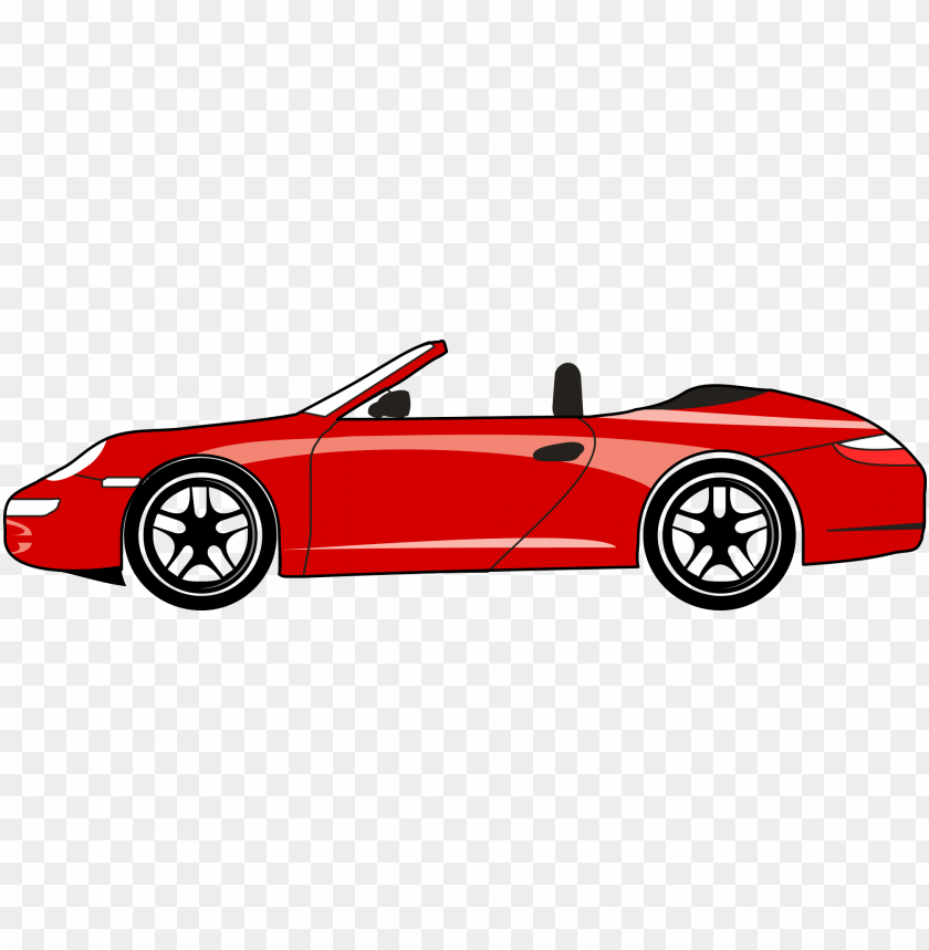 Free Red Sports Car Clipart Clipart And Vector Image Car Clipart Png Image With Transparent Background Toppng