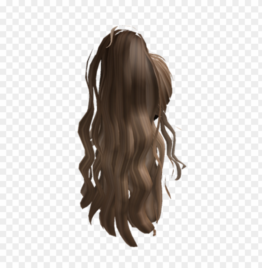 Free Cut Hair Roblox Png Image With Transparent Background Toppng - cute roblox hair codes long black hair