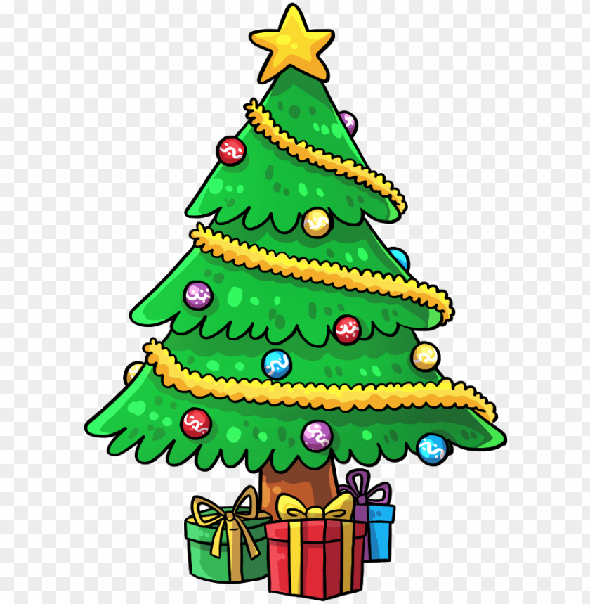 free PNG free to use & public domain christmas tree clip art - x mas tree clipart PNG image with transparent background PNG images transparent
