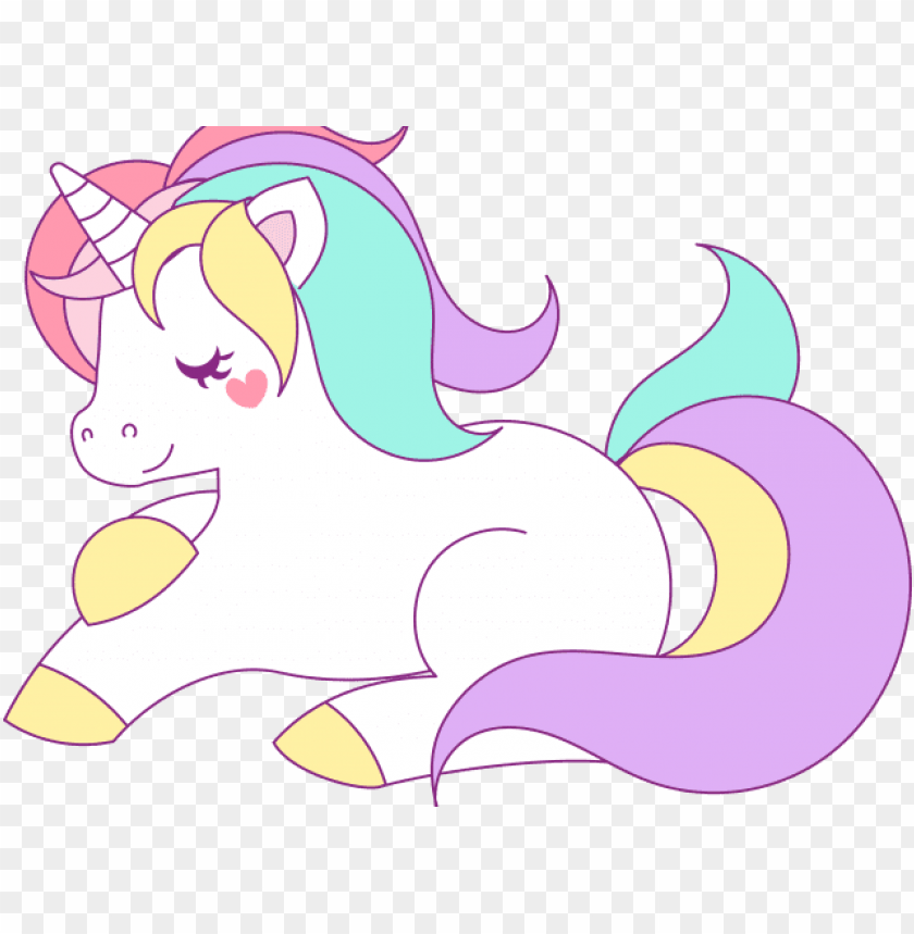 free PNG free unicorn clipart - unicorn pastel rainbow rainbow PNG image with transparent background PNG images transparent