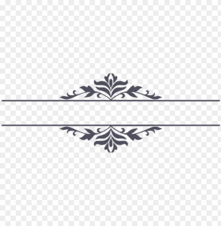 free vintage border png - stencil PNG image with transparent background@toppng.com