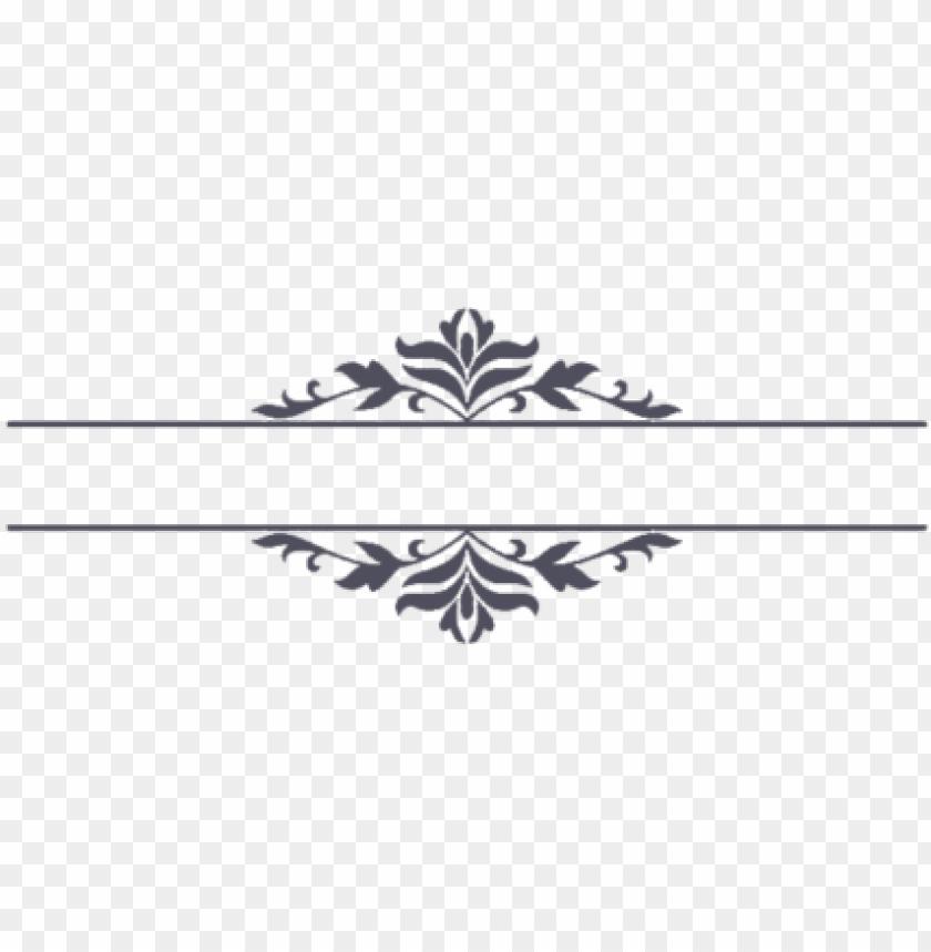 free PNG free vintage border png - stencil PNG image with transparent background PNG images transparent