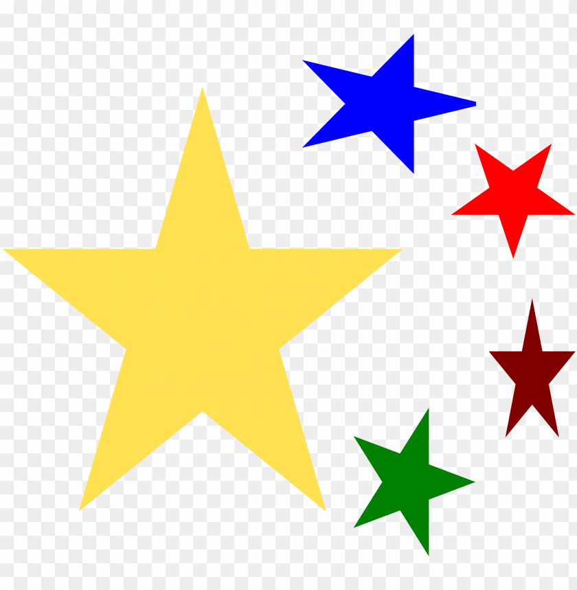 free PNG free yellow star clipart, download free clip art, free - christmas star clip art PNG image with transparent background PNG images transparent