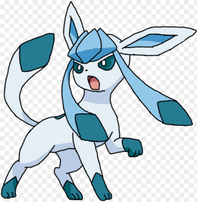 Pokemon Glaceon Coloring Pages - Free Pokemon Coloring Pages | 859x840