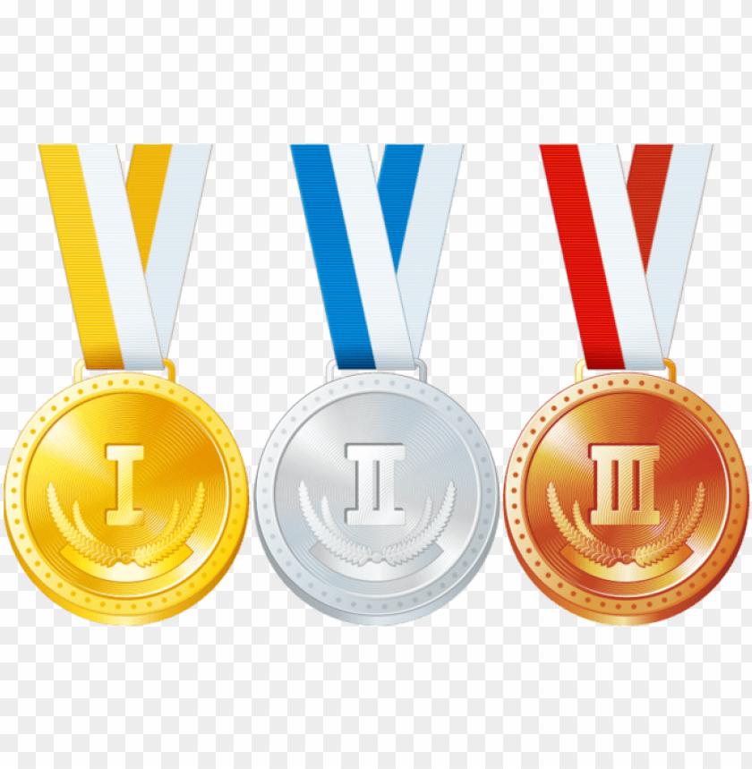 free PNG freeuse bronze medal silver medals - gold medal silver medal bronze medal PNG image with transparent background PNG images transparent