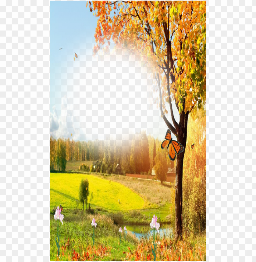 freeuse library nature beauty photo frame app ranking beautiful nature frame png image with transparent background toppng beautiful nature frame png image with
