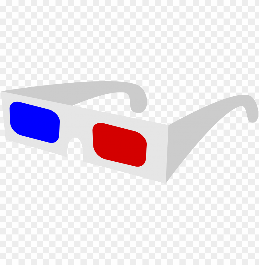 free PNG freeuse stock 3d glasses clipart - 3d glasses clipart PNG image with transparent background PNG images transparent