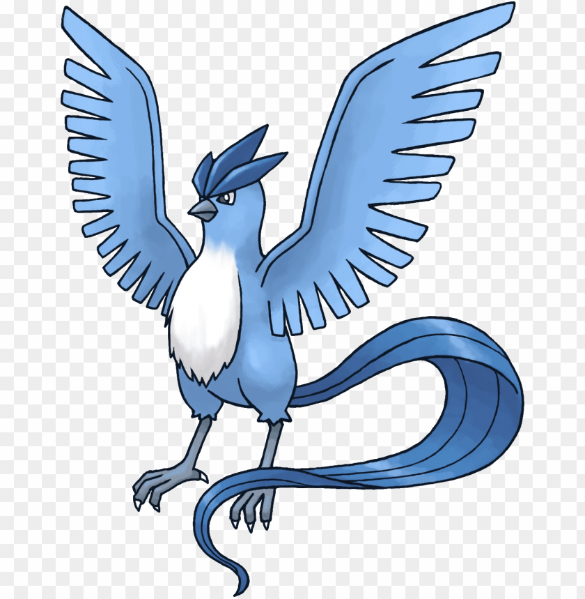Freeuse Stock Articuno Drawing Pokemon Pictures Of Articuno Png Image With Transparent Background Toppng