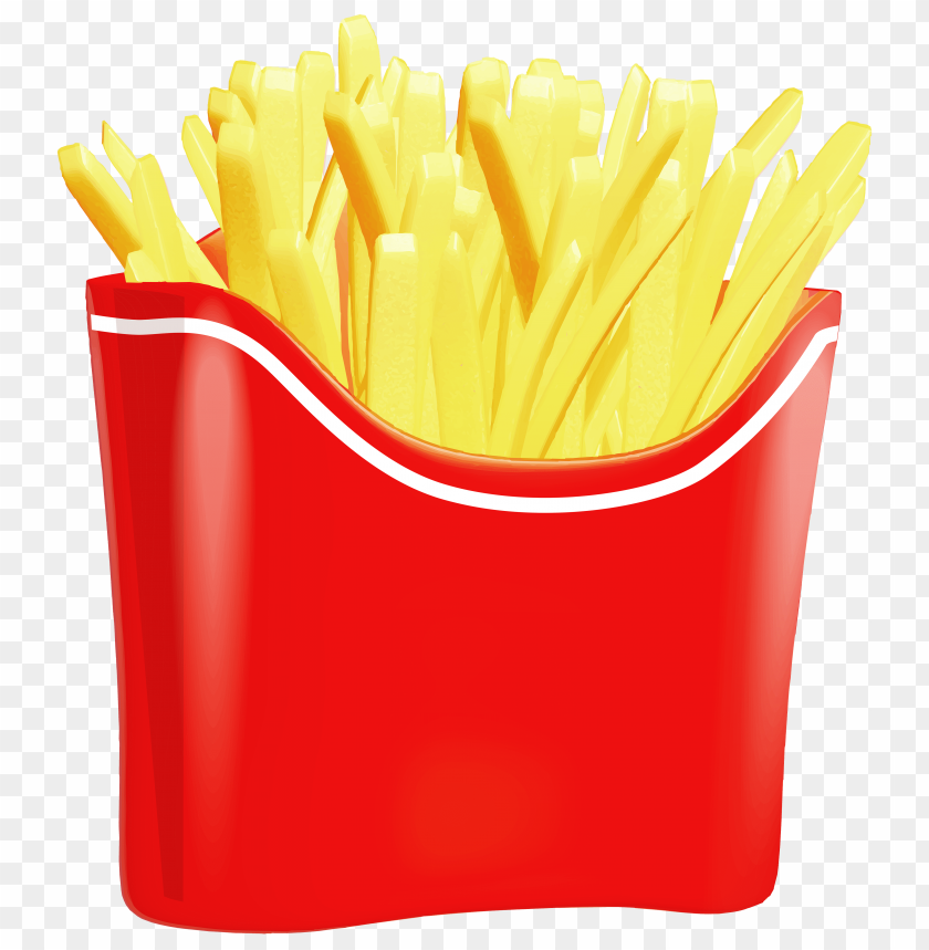free PNG Download french fries clipart png photo   PNG images transparent