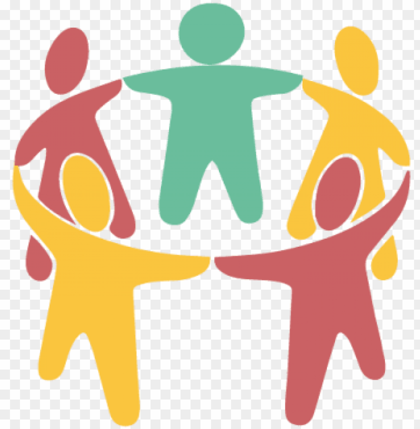 free PNG friends circle icon - friends and family support PNG image with transparent background PNG images transparent