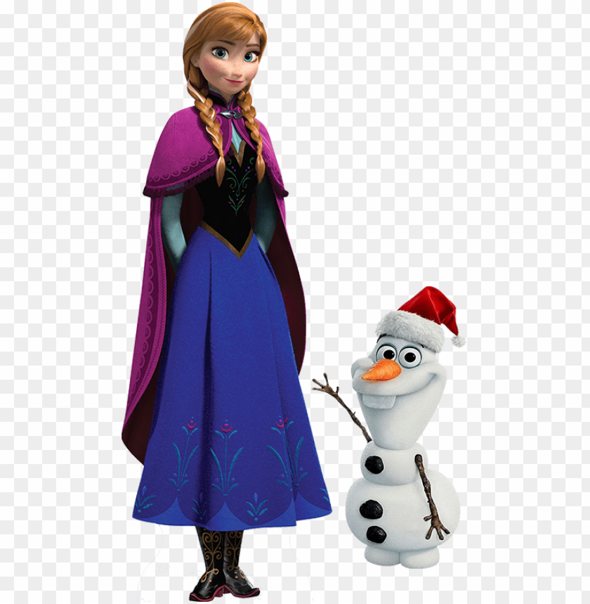 free PNG frozen anna olaf png - disney frozen characters PNG image with transparent background PNG images transparent