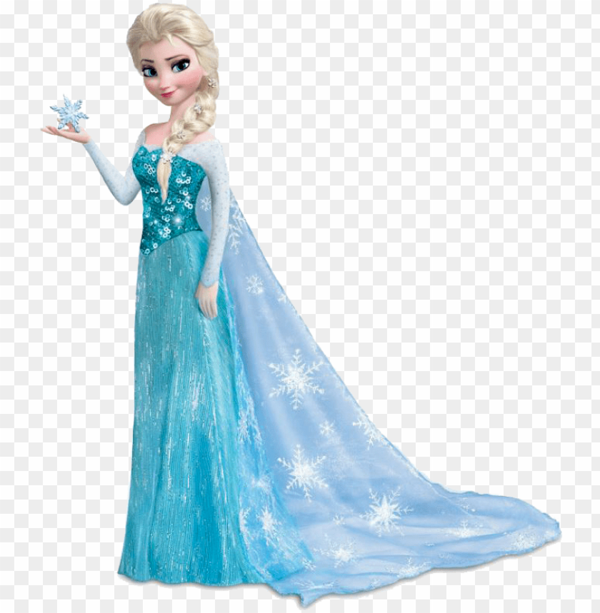 Frozen Elsa Png Elsa Frozen Png Image With Transparent