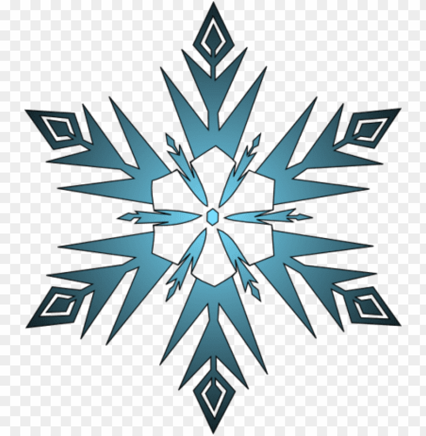 free PNG frozen elsa snowflake design PNG image with transparent background PNG images transparent