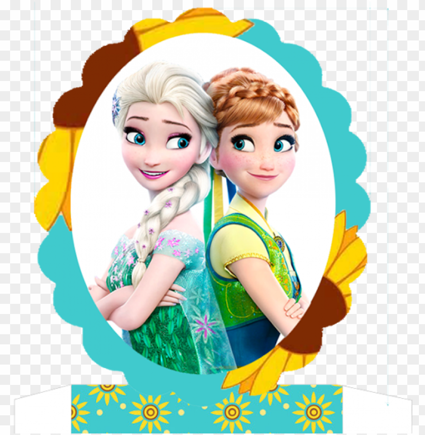 Frozen Fever Png Image With Transparent Background Toppng