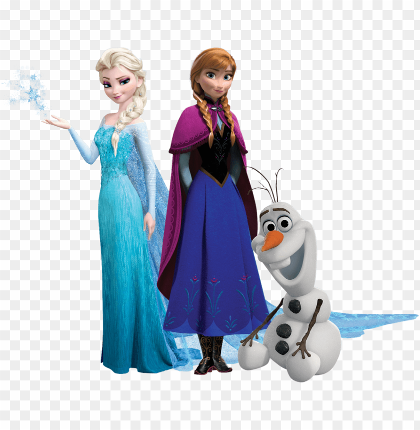 free PNG Download frozen trio clipart png photo   PNG images transparent