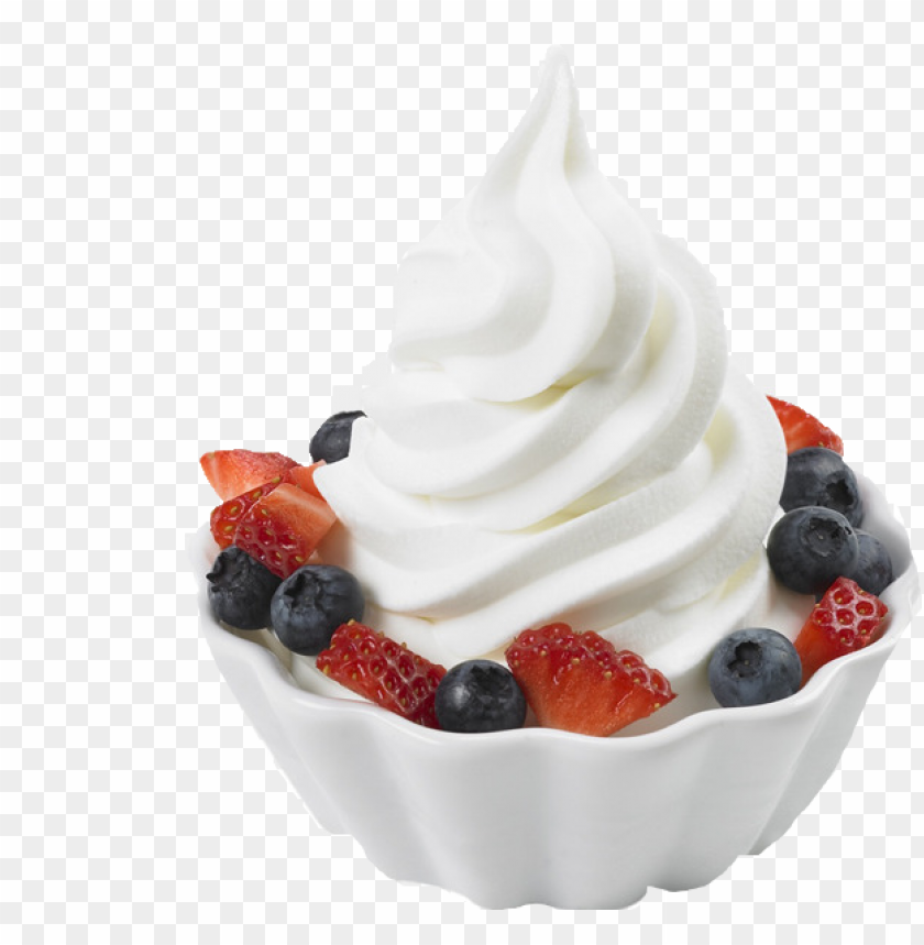 free PNG frozen yogurt PNG image with transparent background PNG images transparent